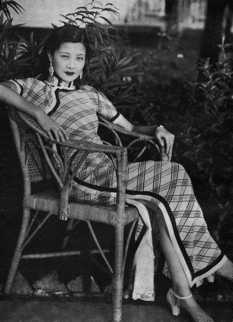 This photo links to a great article on 1930s Shanghai film
