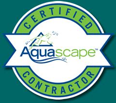 Aquascape Logo by Aquatic Creations Of Northern Virginia Ponds Waterfalls Streams Wetlands And Harvesting