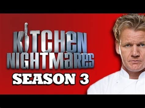Kitchen Nightmares Season 3 Kitchen Nightmares Season 3 Episode 1 Us