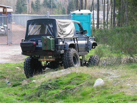Suzuki Samurai Wheelbase 1987 Wheelbase Suzuki Samurai Zuki Offroad