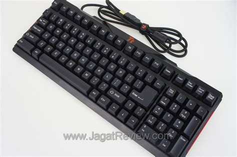Keyboard Karet Murah review thermaltake meka keyboard gaming yang akurat jagat review