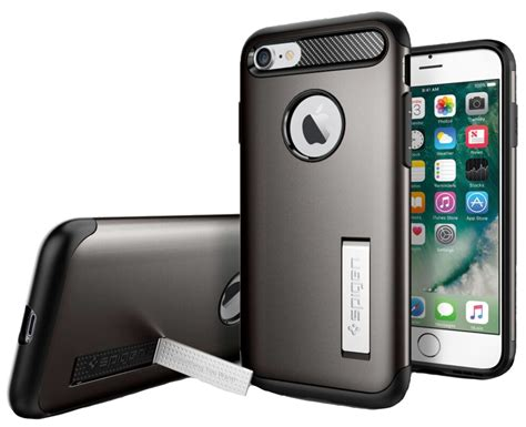 Sgp Slim Armor Tpu With Kickstand For Iphone 6 Plus spigen iphone 8 7 slim armor with kickstand price and features