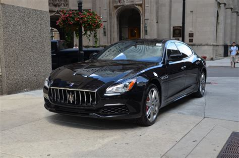 maserati quattroporte sq4 2017 maserati quattroporte sq4 s q4 stock m521 for sale