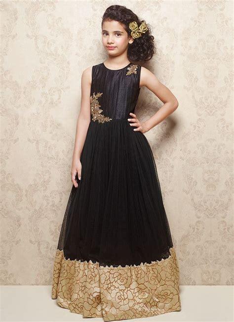 black doll dress doll black net gown indian wear
