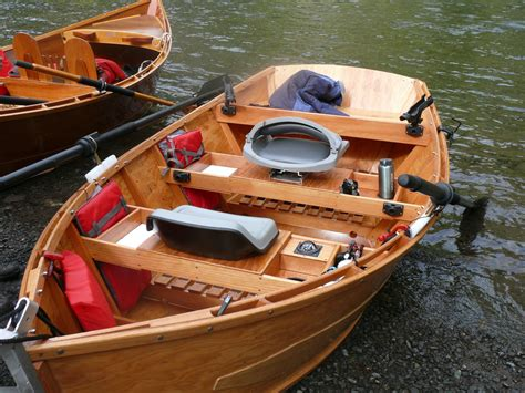 drift boat plans with motor a nice version of a dual purpose drift motor boat called
