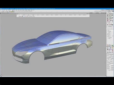 tutorial online c alias 3d modeling tutorial bmw 6 series 3das