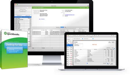 quickbooks mac desktop  accounting software intuit