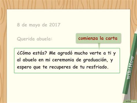 c 243 mo escribir una como escribir fecha en espanol c 243 mo escribir una carta
