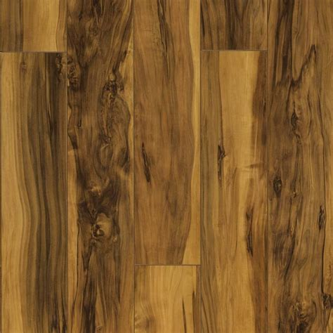 shop pergo max 5 35 in w x 3 96 ft l winchester apple smooth laminate wood planks at lowes com