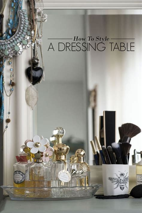 how to dress a table best 25 dressing table vanity ideas on pinterest vanity