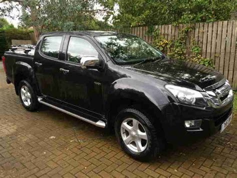 Isuzu Dmax For Sale Isuzu 2013 D Max Yukon D C Intercool Black No Vat Car For