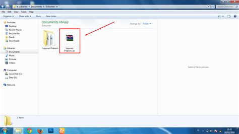 cara membuat file winrar jadi iso cara membuat file folder menjadi format rar dengan mudah