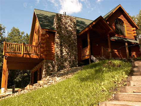 Cheap Cabins In Wisconsin Dells by Sand County Service Company
