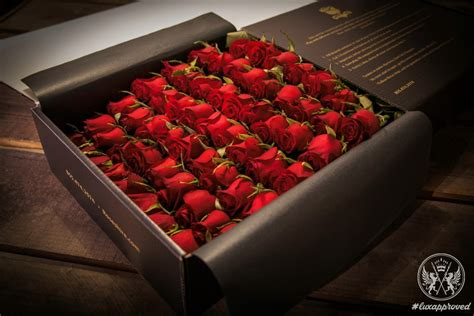 Roses Delivery by Roseshire The Luxury Roses Only Delivery Brand