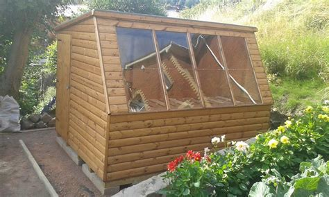 The Potting Shed Wales by Davies Timber Wales Ltd Cwmbran Unit 5 Blaenwern