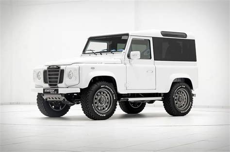 ranger defender brothers of company b books customized luxury jeeps startech land rover defender