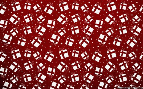 christmas gifts background pattern wallpaper