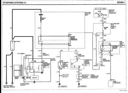 air cond  hyundai accent wiring diagram wiring