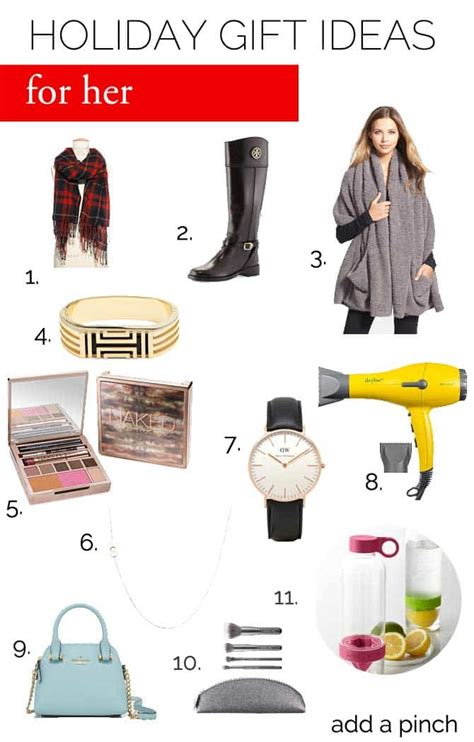 gift ideas for her gift ideas for her add a pinch