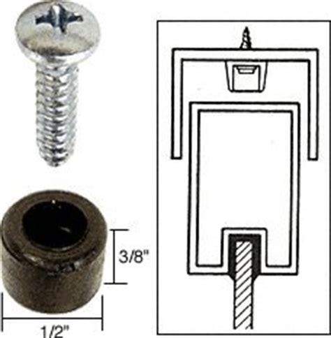 Patio Door Anti Lift Device Crl Quot Anti Lift Quot Patio Door Bumpers Package Home Improvement