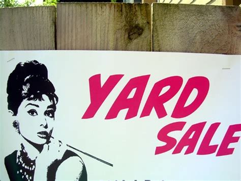 yard sale signs search sell it all sale