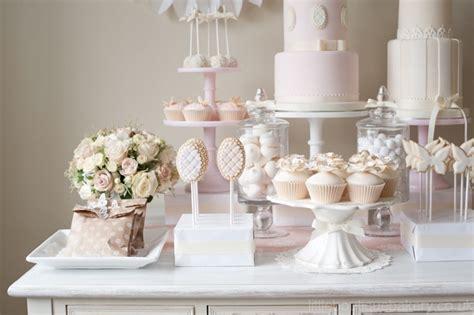 wedding dessert table little boutique bakery