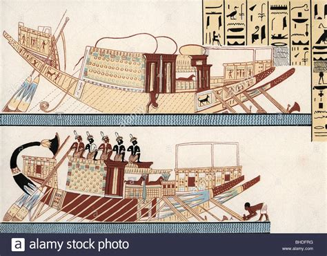 ancient egypt boats and transportation geography travel egypt transport transportation