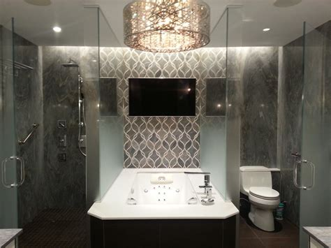 tile accent wall bathroom tile accent wall bathroom contemporary with artistic tile bathroom blue