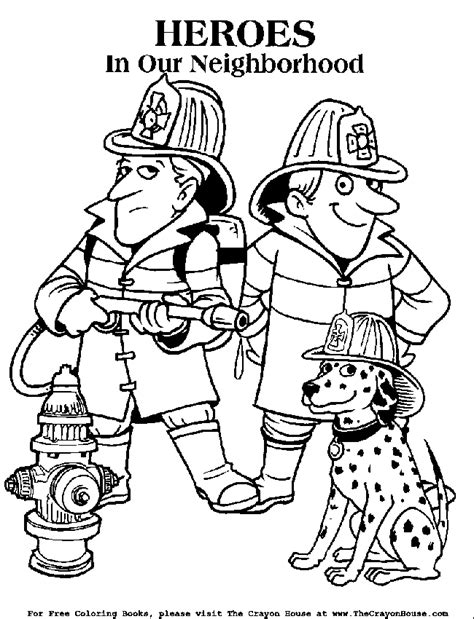 firefighter coloring page firefighter coloring pages for az coloring pages