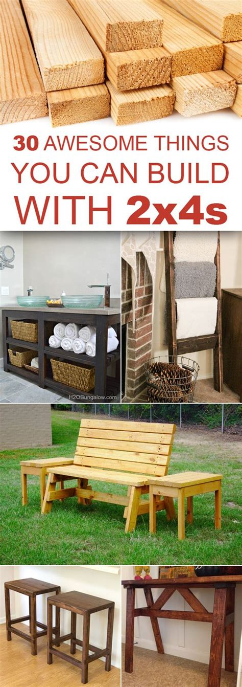 Cheapest City To Buy A House by 30 Awesome Things You Can Build With 2x4s