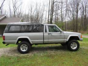comanche jeep 4 door 1988 jeep comanche standard cab 2 door 4 wheel