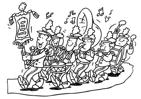 Marching Band Coloring Pages Az Coloring Pages Band Coloring Pages