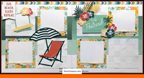Free Baby Scrapbook Layouts Printable Scrapbook Layouts Powerpoint And Pics Of Travel Scrapbook Microsoft Powerpoint Templates Scrapbook