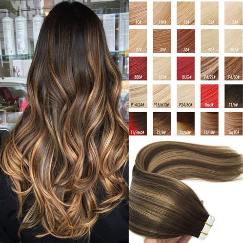 tape extensions best remy human hair extensions undetectable tape in thick glue full head 100 remy human
