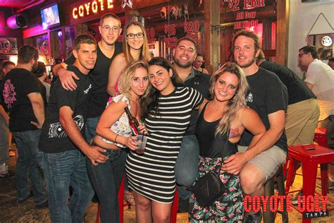 coyote ugly saloon ugly pix august