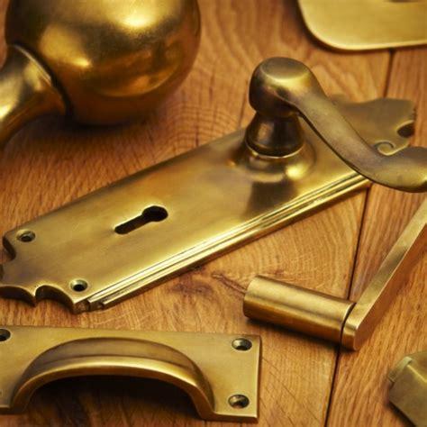 Aged Brass Door Knobs by 6500 Door Knobs On Backplate In Chrome Nickel Brass