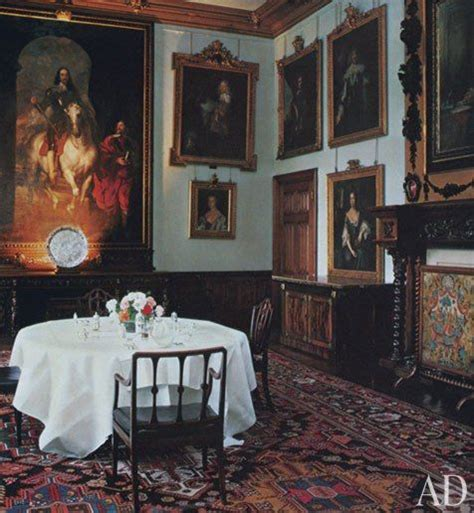 Highclere Castle Dining Room by Highclere Castle A Look At The Real Downton