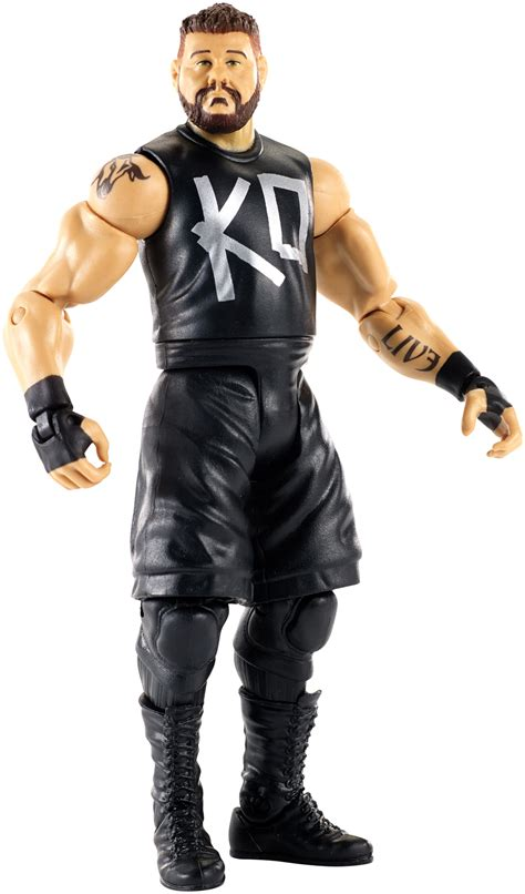 wwe kevin owens series  toy wrestling action figure