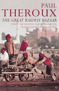 the great railway bazaar b005hdk4oc books the great railway bazaar five foot traveller