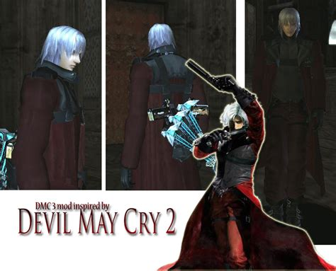 mod the sims dante devil may cry 4 dmc 3 mod dmc2 inspired dante by fullmetalkittn on deviantart