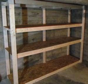 made a easy diy shed storage shelves