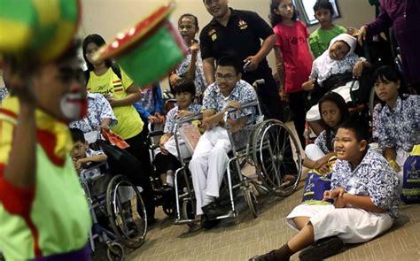hak pendidikan penyandang disabilitas  indonesia