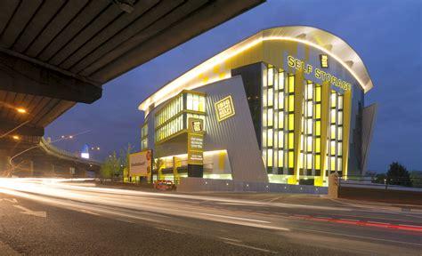 Bigyellow Lookup Stunning Aluminium Facade For Big Yellow Hq