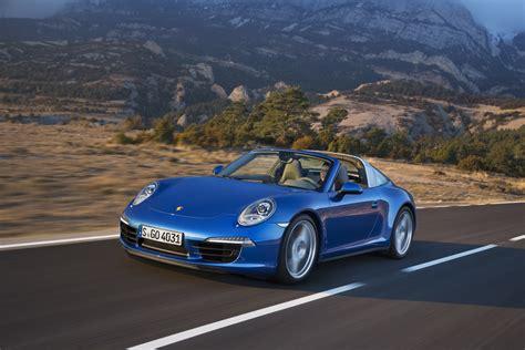 Porsche Targa 2014 by Porsche Reveals 911 Targa 4 Targa 4s For 2014 At Detroit