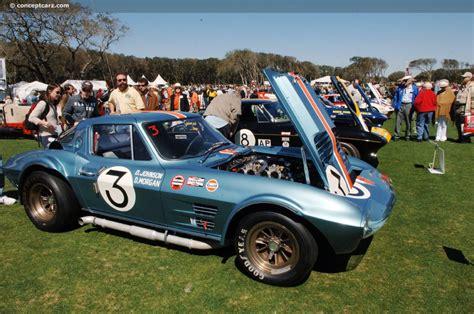 corvette grand sport horsepower 1963 chevrolet corvette grand sport lightweight