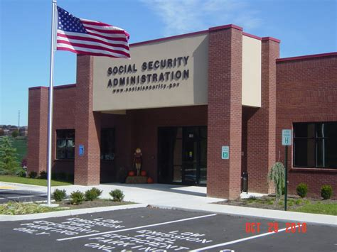 Social Security Office by Wytheville Social Security Administration Office J A