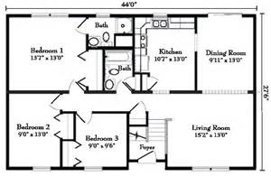 Raised Ranch Floor Plan by Raised Ranch Floor Plans Home Design Ideas