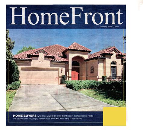 my homefront ads 7 may 2017 in the citrus county
