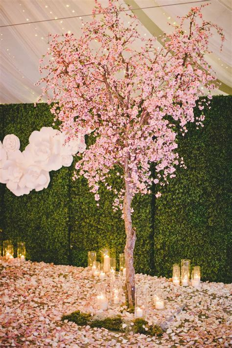 cherry tree b b ballyconnell cherry blossom tree and candles the branch keane weddings events https www
