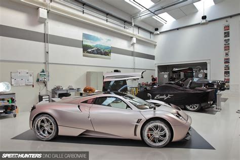 Pagani Factory Tour 42 Speedhunters